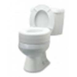 Raised Toilet Seat 4-1/2 Inch - 6909A