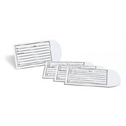 "Printed Pill Envelope, 3-1/2"" x 2-1/2"" 2-1/2 X 3-1/2 Inch - 9600"