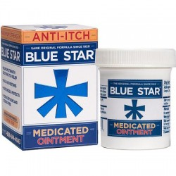 Blue Star Itch Relief - 1418037