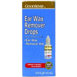 Good Sense Ear Wax Removal Cleansing Drops