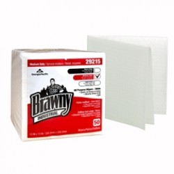 Brawny Industrial Multiple Task Wipe 13 L X 13 W Inch - 29215