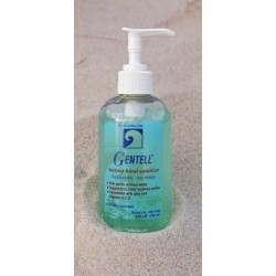 Gentell Hand Sanitizer with Aloe and Vitamin A & D