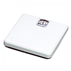 Floor Scale Dial, 270 lb. Weight Capacity 10-1/4 W X 9-7/8 D Inch - 100LB