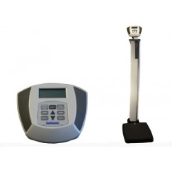 Health O Meter Physician Electronic Scale with Rod 14-