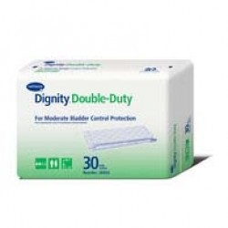 Dignity Double Duty Pad for Moderate Absorption