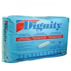 Dignity Pads Extra Absorbent