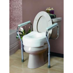 Toilet Safety Frame - Knock Down Design