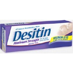 Desitin Maximum Strength Diaper Rash Treatment - 10074300000715