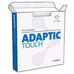 ADAPTIC TOUCH Silicone Non-Adherent Dressing
