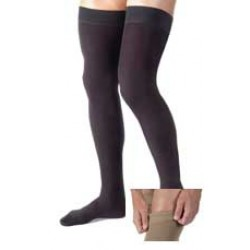 Jobst For Men Thigh High,Large,Black,30-40mmhg Large - 115414