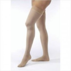 Jobst Thigh-high 20-30 mmHg Anti-embolism Stockings, Closed Toe X-Large - 115467