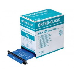 Ortho-Glass Splint Roll 4 Inch X 15 Foot - OG-4L2