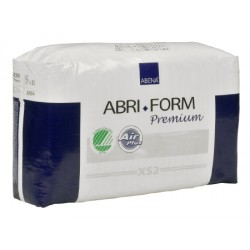 Abri-Form Premium Tab Closure Incontinent Brief Moderate Absorbency X-Small - 43054