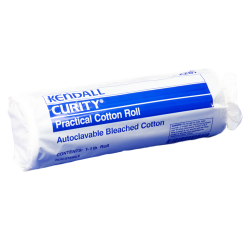 Kendall 2287 CURITY Pratical Cotton Rolls 12 x 56 Inch
