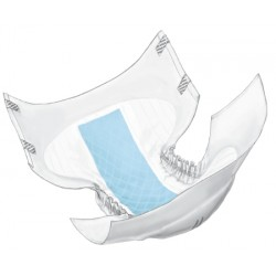 Wings Tab Closure Incontinent Brief Heavy Absorbency X-Large - 60004DP