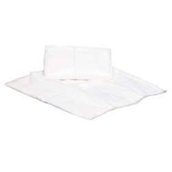 Covidien 68659 Tendersorb 8 x 24 Inch Abdominal Pad with Wet Proof Barrier - Non-Sterile