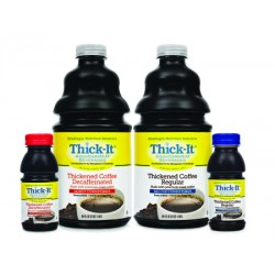 Thick-It AquaCareH2O Thickened Decaffeinated Beverage 64 oz. - B472