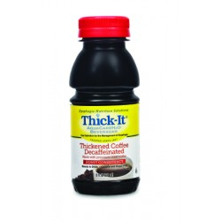 Thick-It AquaCareH2O Thickened Decaffeinated Beverage 8 oz. - B473-L9044