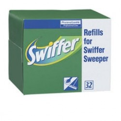 SwifferSweeper Dry Refill Cloth - PGC 33407