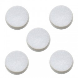OMRON Nebulizer Replacement Filters for NE-C18/NE-C25