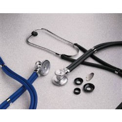 entrust Performance Plus Sprague - Rappaport Stethoscope 1-1/4 Inch / 1 Inch / 3/4 Inch Bell - 01-641BDGM