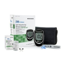 TRUE METRIX 4 Second Self Monitoring Blood Glucose System