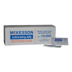Lubricating Jelly by Mckesson