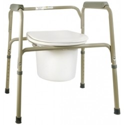 sunmark Commode Chair 16 to 22 Inch - 131-4376