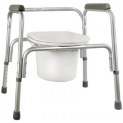sunmark Commode Chair 16 to 22 Inch - 132-9580