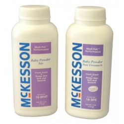 McKesson Talcum Baby Powder
