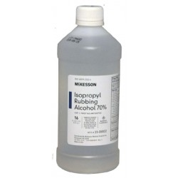 Isopropyl Rubbing Alcohol by McKesson