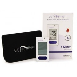 QUINTET AC Blood Glucose Monitoring System - 5055