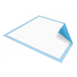 McKesson Lite Disposable Underpad - Light Absorbency