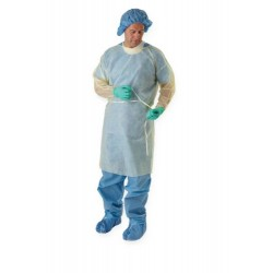 Classic Cover Lightweight Polypropylene Isolation Gowns