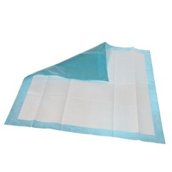 EXTRASORBS Cloth-like Disposable DryPads Underpad