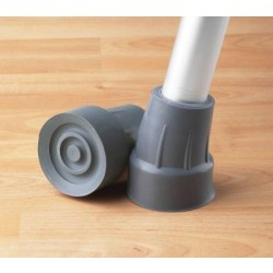 Guardian Rubber Crutch Tip, Gray - G00502