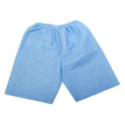 Disposable Exam Shorts, Latex Free