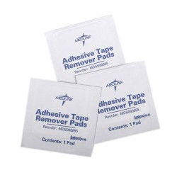 MedLine Adhesive Tape Remover Pads