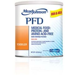 PFD 1 - Protein and Amino Acid-Free Diet Powder
