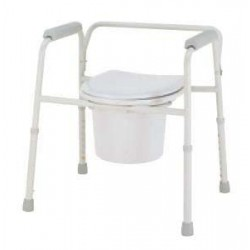 Deluxe 3-In-1 Commode 16 to 22 Inch - C311-4