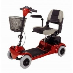 Mini-Coupe Electric Scooter 39.8 L X 20 W X 32 H Inch - S549