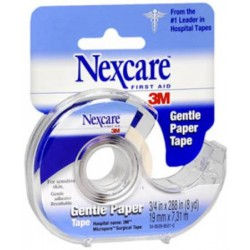 Nexcare Medical Tape 3/4 Inch X 8 Yards - 2461010