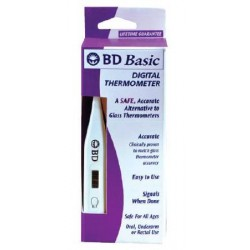 BD Basic Digital Thermometer - 522862