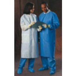 Basics Plus Lab Coat Large - 69206