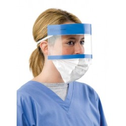 Splash Shield Visor with Mask - 92685