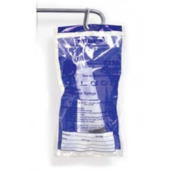 Safe-T-Loc Enteral Irrigation Pole Bags