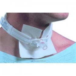 Trach-Tie Tracheostomy Tube Neckaband by Pepper Medical