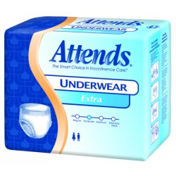 Attends Pull On Absorbent Underwear Moderate Absorbency