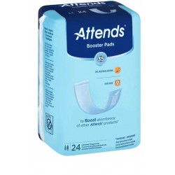 Attends Booster Pads Light Absorbency