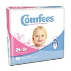 Comfees Pull On Youth Training Pants 4T-5T - CMF-B3
